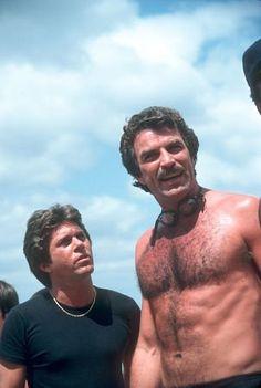 Tom & Larry Manetti (Rick), 1981