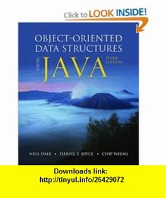 Object-Oriented Data Structures Using Java (9781449613549) Nell Dale, Daniel T. Joyce, Chip Weems , ISBN-10: 1449613543  , ISBN-13: 978-1449613549 ,  , tutorials , pdf , ebook , torrent , downloads , rapidshare , filesonic , hotfile , megaupload , fileserve