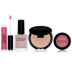 Feel beautiful with the help of #MannaKadarCosmetics - Feminine, fun and above all functional!