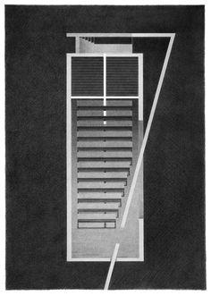 Tadao Ando - Drawing