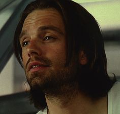 Maybe it's just me, but because Bucky is making the crucial choice to go back into cryo freeze on his own, there is so much peace in his eyes. Sure, he's not back to his old self - and he never will be - but you can see the Bucky Steve called his best friend 75 years before lingering behind his eyes. And it's a beautiful sight.