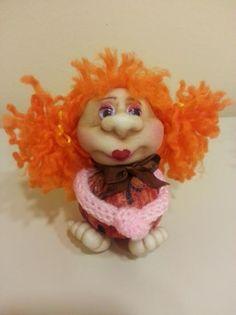 Muñeca soft Meli ambientador de bbcreativeshop