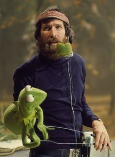 Jim Henson with brian henson - Bing images Jim Henson, Frank Oz, Mejores Series Tv, The Muppet Show, The Muppets, Fraggle Rock, Nyan Cat, Kermit The Frog, Kermit