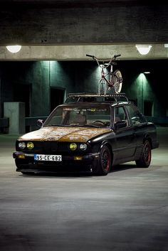 Dirty e30