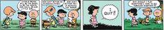 Peanuts Begins Comic Strip, October 21, 2016     on GoComics.com