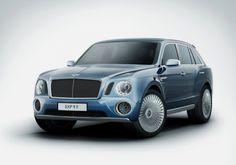 Concept Bentley SUV
