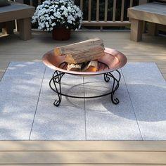 deckorail riverstone granite deck tiles