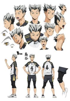haikyuu official art - Cerca con Google                                                                                                                                                                                 Más