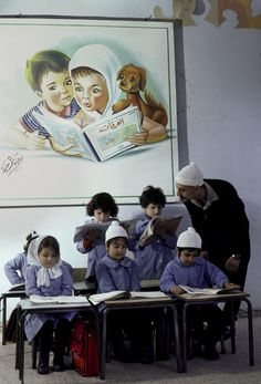 Steve McCurry — Back to School Lebanon