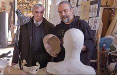 Carlo Rambaldi e Sergio Stivaletti