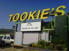 3) Tookie's - 1202 Bayport Blvd, Seabrook, TX 77586