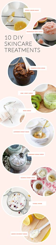 10 diy skincare treatments for your wedding