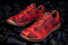NOBULL is a footwear, apparel and accessory brand for people who train hard and don& believe in excuses. NOBULL - Just The Horns. Crossfit Shoes, Workout Shoes, Best Training Shoes, Nobull Shoes, Mens Trainers, Fall Shoes, I Work Out, Train Hard, Footwear