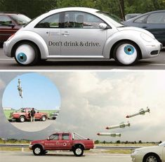 Top Car Guerrilla Marketing Examples Guerrilla Marketing Photo