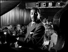 Erroll Garner in 1958 (photo by Dennis Stock)