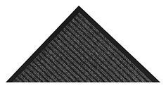 """NoTrax 117 Heritage Rib Entrance Mat, for Lobbies and Indoor Entranceways, 2' Width x 3' Length x 3/8"""" Thickness, Charcoal #NoTrax #Heritage #Entrance #Mat, #Lobbies #Indoor #Entranceways, #Width #Length #Thickness, #Charcoal"""