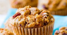 Apple Cream Cheese Crumb Muffins are the perfect buttery and moist apple walnut muffins with a hidden cream cheese center. Topped with a cinnamon sugar crumb topping Muffin Recipes, Apple Recipes, Cupcake Recipes, Dessert Recipes, Gourmet Cupcakes, Baking Recipes, California Walnuts, Cream Cheese Muffins, Snacks Saludables