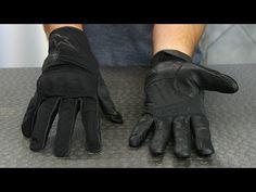 Alpinestars Warden Gloves | Motorcycle Superstore - YouTube