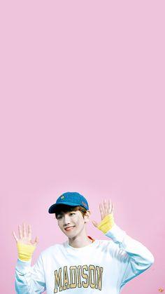 cutest wallpaper on earth (not mine) Pink Exo Wallpaper, Baekhyun Wallpaper, Wallpaper Iphone Cute, Cute Wallpapers, Wallpaper Ideas, Chanyeol, Baekhyun Fanart, Chanbaek, Exo Lockscreen