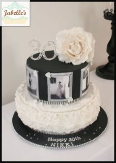 Image result for picture frame cake