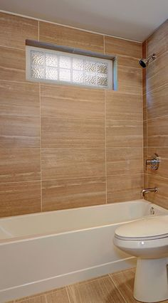 Love the transom window in the bathroom. | Beautiful Baths ...