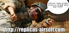 ¡Nunca te pierdas la clase de explosivos! #humor  #airsoft