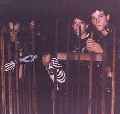 "danzig-era-misfits: ""The Misfits "" Jerry Only, Misfits Band, The Future Is Unwritten, Danzig Misfits, Glenn Danzig, Hisoka, Heavy Metal Bands, Music Icon, Samhain"