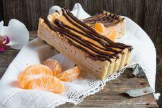 Der Maroni-Cheesecake mit einem Mandel-Mürbteig und einer Frischkäsefülle mit Kastanienpüree ist das perfekte Kuchenrezept für den Winter.