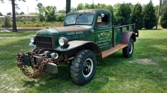Chains Not Included: 1949 Dodge Power Wagon - http://barnfinds.com/chains-not-included-1949-dodge-power-wagon/