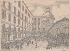 Image result for il mercato orientale genova Oriental, Rome, The Past, Old Things, Louvre, Around The Worlds, Italy, Building, Travel