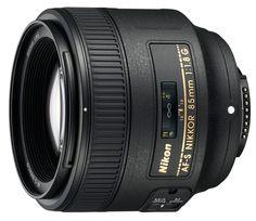Nouveau Nikkor AF-S 85mm f/1.8G avec motorisation SWM pour 529 euros