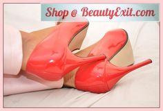 Shop High Heels 00953 @ http://beautyexit.com/high-heels.html #shoes #shoegame #highheelshoes #shoelover #shoequeen #heels #fashionistas #trends #shoeaddict #shoetrends #highheels #designershoes #fashion #pumps #stylish