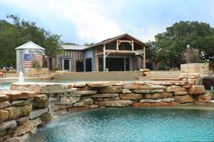 Party Barn Texas Timber Frames
