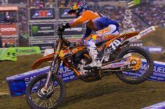 KTM @ AMA Supercross 2012 Indianapolis