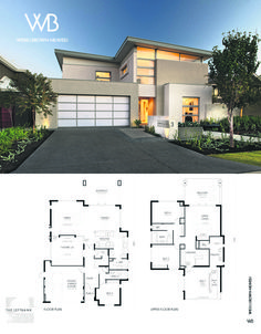 The Leftbank by Webb and Brown-Neaves. View it at 3 Waterlily Drive, Dudley Park or http://www.wbhomes.com.au