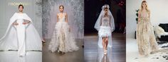 NY Bridal Week Fall 2016   Top 10 Tendências