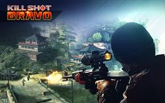 Kill Shot Bravo Apk super stunning new game marksman (sniper), with gorgeous HD graphics and addictive gameplay of the studio Hothead Games for devices with mechanical man is that a number of days agone was free for gratis on the Play Store Tower Defense, Rocky Balboa, Hack Online, Online Work, Apps Android, Apps App, Fps Games, 100 Words, Shooting Games