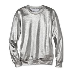 Topshop Sweatshirt ❤ liked on Polyvore featuring tops