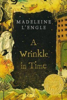 A Wrinkle in Time von Madeleine L'Engle http://www.amazon.de/dp/0312367546/ref=cm_sw_r_pi_dp_1DLrvb1ESTY6E