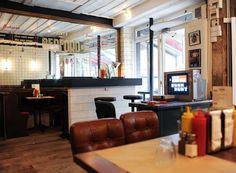 Le QG des meilleurs burgers et pancakes dans le Marais : Diner Bedford