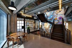 Facebook Offices by Setter Architects, Tel Aviv – Israel » Retail Design Blog