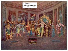 Lalbaugcha Ganesh Image 1963