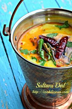 Sultani Dal is a royal dal from the Royal Indian Kitchen. Its rich ,creamy and mouthwatering. Lentil Recipes, Veg Recipes, Indian Food Recipes, Asian Recipes, Vegetarian Recipes, Cooking Recipes, Ethnic Recipes, Recipies, Cooking Food
