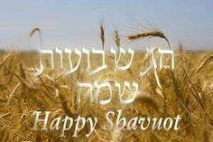 Blessings for Shavuot!