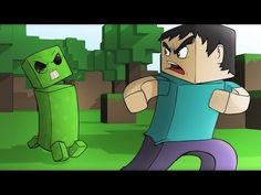 """EPIC MINEQUEST 2   """"Quest for Diamonds"""" by Sam Green Media - YouTube"""