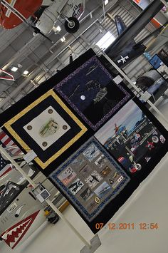 Naval Aviation Quilts