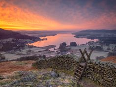 The Lake District is precisely what you'd imagine when you think of the English countryside. Rolling... - Tranquillian1/ iStock