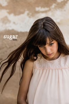 Abril from Sugar Kids for Terre Bleue.