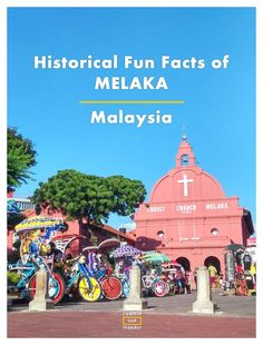 A quick list of top things to do and see in Melaka, a UNESCO World Heritage city in Malaysia, with some historical fun facts thrown in by a local travel blogger, Kat, of Kat Pegi Mana (Where is Kat Going?):