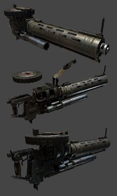 #weapon #the_order_1886